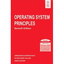 Operating System Principles, 7/e by Silberschatz, Galvin, Gagne